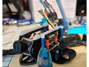 hglrc xjb-145 plate spacer abstandhalter abstandshalter drohne drone hglrc spacer xjb-145 xjb145 xjb 145