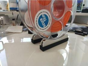 tush filament spool holder - mcpoopypants' remix 608 bearing bearing holder filament filament spool filament spool holder remix spoolholder spool holder spool mount tush