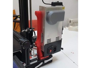 ender 3 stock psu relocation dual axis creality ender 3 ender 3 psu ender 3 psu mount ender 3 stock psu ender 3 psu relocate psu relocation psu mount