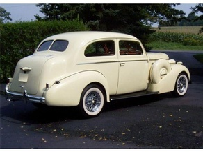 buick special 2 door touring sedan 1937 1935 1936 1937 1938 1939 1940 1941 2 door 30s 40s american american car buick car coupe general motors sedan special touring touring sedan usa wargame ww2