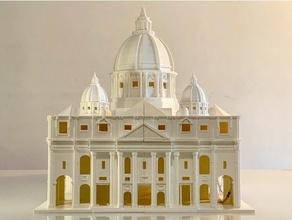 san pietro basilica architecture basilica chiesa church papa pope san pietro vaticano