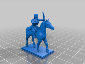 late antiquity - sassanid light cavalry 20mm 25mm archer cavalry cavalry archer commander historical javelin medieval persian standard bearer tabletop tabletop gaming wargaming