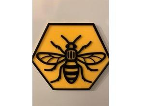 manchester bee hexagon bee bee hexagon hexagon manchester manchester bee