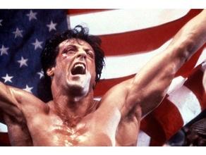 rocky iv victory american flag boxing rocky rocky iv rocky balboa sylvester stallone