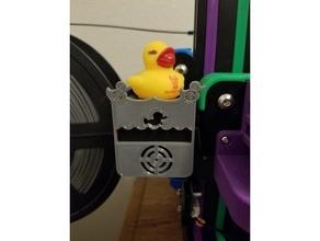 qr cover rubber ducky range bigtreetech ducky ender 3 pro qr code cover qr cover qrcode qr code