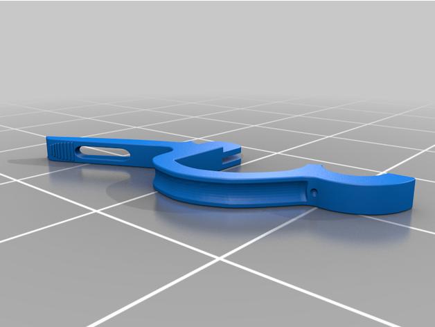 cable gripper 3d printer