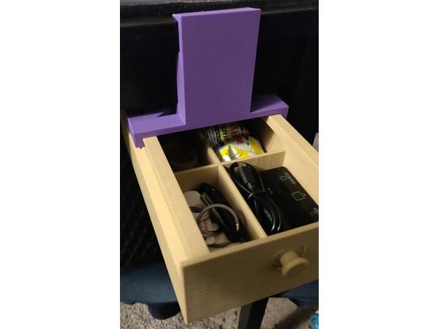 desk drawer holder ikea's