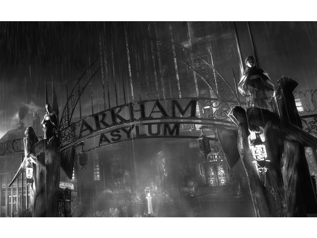 arkham asylum monsters