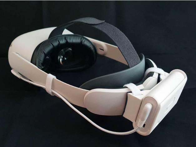 oculus quest 2 elite stra
