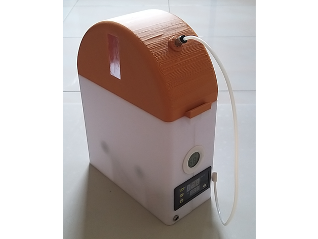 filament dry box heater