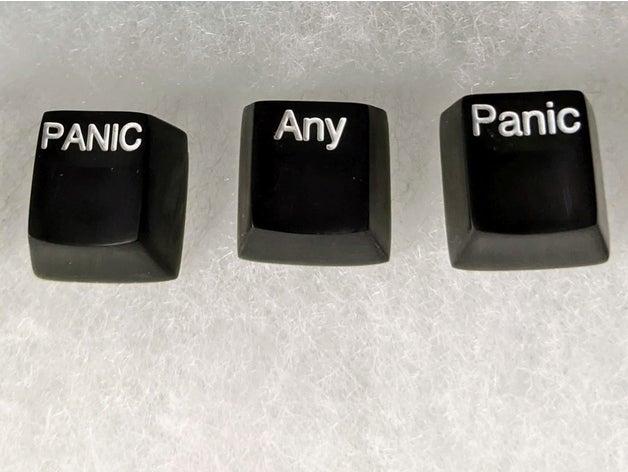 panic key cherry mx switc