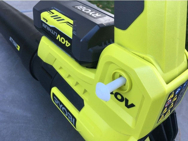 ryobi blower handle bolt