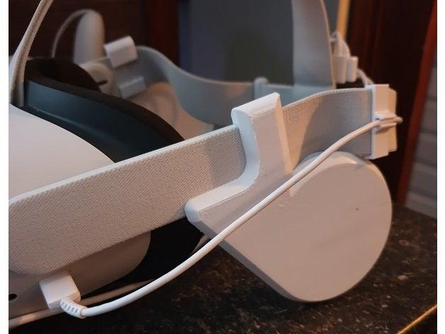 oculus quest 2 audio ampl