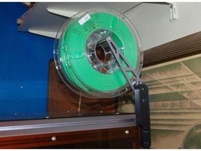 snapmaker 20 a150 enclosure spool holder lift filament spool holder snapmaker snapmaker 20 snapmaker accesory snapmaker accessory snapmaker mod spool spoolholder spool holder spool mount