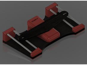 thrustmaster tflight rudder pedals - wider mod rudder rudder pedals tflight thrustmaster