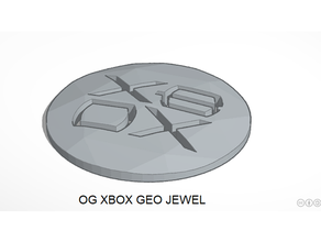 microsoft og xbox jewel replacement - geo jewel jewel jewel replacement microsoft xbox modded xbox og xbox xbox xbox jewel xbox logo xbox mod xbox modding