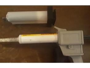 epoxy gun cartridge converter 11 12 2 2-part 3m 08190 50ml adapter adhesive adhesive gun applicator cartridge cnbtr converter dispenser dispenser gun dispensing gun dma50 double-barrel epoxy epoxy gun epoxy glue applicator epoxy mixer epoxy resin glue glue gun glue holder hand tool hysol impression loctite m50 m50-1112 manual applicator mixing mixpac newcomdigi procaliber scotch tool weld