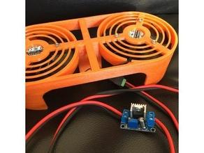 fan mount air blowing blower fans mount convector double fans energy fan fans fan mount gpu fans heater pc fans radiator speedcomfort
