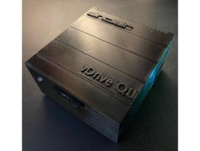 vdrive zx ql case zx spectrum sinclair ql microdrive replacement