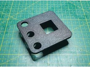 single keystone rack mount bracket rj45 couplers bracket keystone keystone jack mount mounting bracket rack rj45 keystone adapter
