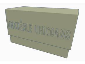 unstable unicorns game box+expansions box card games game unstable unicorns