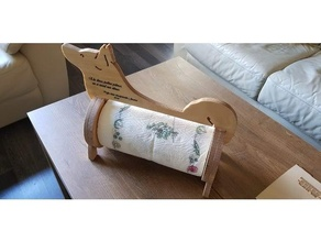 toilet paper holder --fgfd-gfd 18 plywood 3d animal 3d printer 3d printing 3d puzzle 3d slash 4mm plywood 6mm plywood animal animals animatronic anime architecture bulldog burr puzzle campux christmas christmas decoration christmas decorations christmas gift christmas ornaments christmas tree cnc cnc machine cnc cnc router dog dogs dogtag dog poop bags dog tag e3d e3d v6 gewchshaus gift gifts gift box guinea pig kitchen kitchenaid kitchenware kitchen sink kitchen tool kitvision laser lasercut lasercutter laser cut laser cutter laser engraver maslowcnc mpcnc mpcnc add-on paper pig piggybank piggy bank pigtail plywood power supply puzzle puzzle box scorpion scuplture showcase sniper toilet toilette toilet paper toilet paper holder toilet roll toilet seat ulvheim valentines day gifts wc privateer wowclassic
