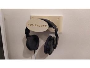 wallmounted headset holder headset headset holder headset mount wallmounted