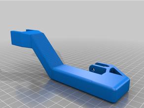guia filamento superior cr10 creality ender 3 ender 3 pro filamento guia guia filamento guia superior soporte filamento 3d