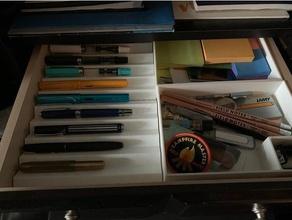 desk drawer organzier sauder shoal creek executive desk desk organizer drawer dividers fountain pen fountain pen holder organizer sauder shoal creek