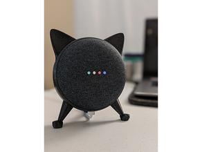 google nest mini stand cat edition cat google google mini google mount google nest google nest mini nest mini