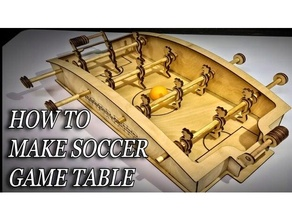soccer game table - co2 lasercut - 3mm plywood - 3d puzzle 3dscan 3dsets 3d printer 3d printing 3d puzzle 3d puzzles 3d slash 4mm plywood 6mm plywood adventure time air engine amazing amazingdesign amongus among us art astronomy ball joint beautiful benchy boardgames bracket card catholic christmas christmas gift christmas ornaments christmas tree clips cnc cnc machine cnc cnc router co2 co2 car co2 cartridge co2 laser co2 laser cutter cobra collection construction construction sets construction toys cool cooling duct cooling fan design dragon drum dungeons dragons fidget toy filament spool holder football friends fun functional funnel game games gaming gift gift box groot heart hinge hoilder holder holiday holidays holiday decor holiday decoration horn hotend hotend cooling kit kitchen tool laser lasercut lasercutter laser co2 laser cut laser engraver led multimeter nice paintball  photography pla plywood pockemon point pokemon power supply puzzle rack reconstructme roolaid seta soccer soccerball soccer badges soccer ball speaker spinner toy square superhero super mario super mario bros table tabletop gaming time timelapse timer toy toys twisty 3d puzzle twisty puzzle video game vulpix wood woodworking yoda