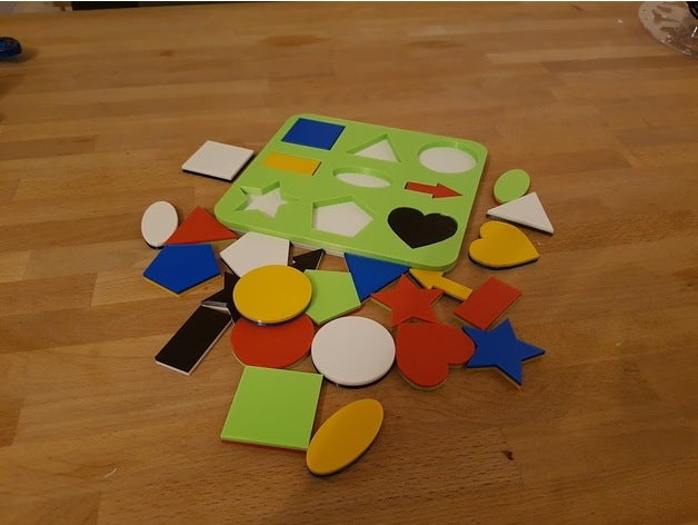 kids learn puzzle toy sha