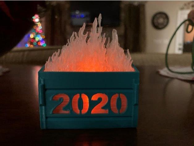 dumpster 2020