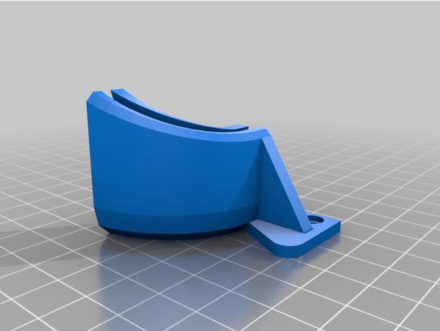 90 degree filament guide