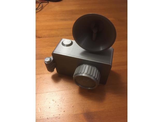 camera box box camera cas