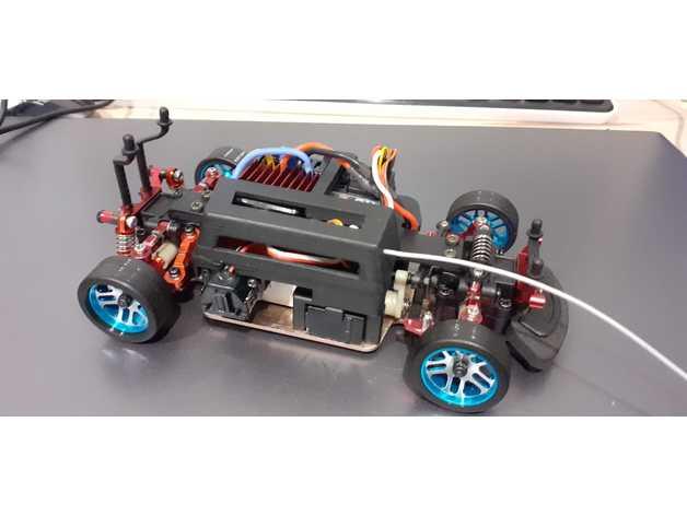 wltoys k989 upper chassis