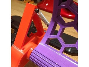 spring location revision - cadetpedals left pedal brackets