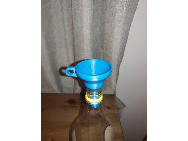 small funnel filler funne