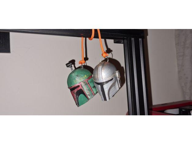 fett helmet hanger boba f