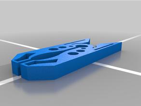 cmc compliant mechanism clip clip compliant mechanism filament clip fun mechanism