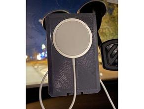 10 magsafe car mount iphone 12 - supports apple car car holder car mount holder iphone iphone 12 mag magsafe mount phone safe