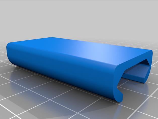 simple picatinny rail cov
