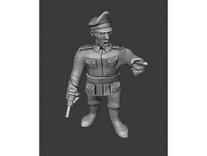 german officer 28mm bolt action german germans historical infantry leaders miniature miniatures minis officer pistol pistols soldiers wargames war