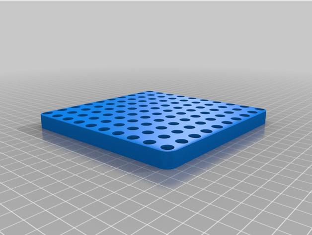 10x10 hex bit organizer