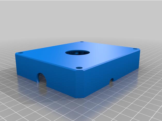 vertical case skr mini e3