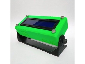 lcd display 16x2 1602 case lcd lcd 1602 lcd 16x2 lcd 16x2 i2c lcd case lcd display lcd holder lcd screen lcd support stand support