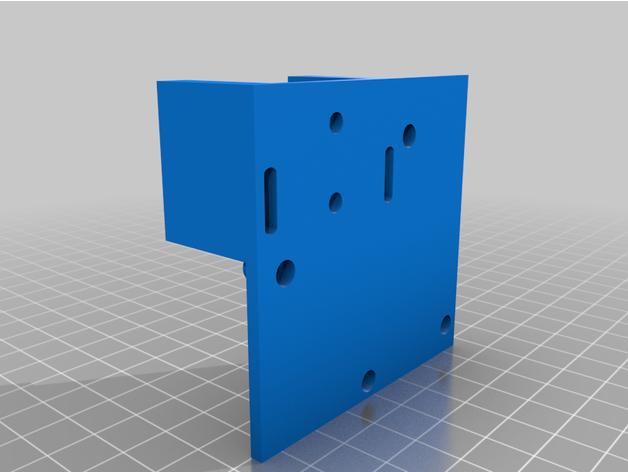 blind gear casing arduino
