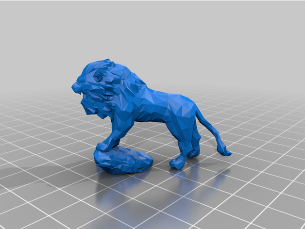 poly lion lion lion king