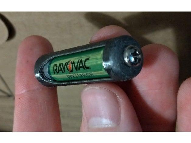 battery adapter aaa> aa