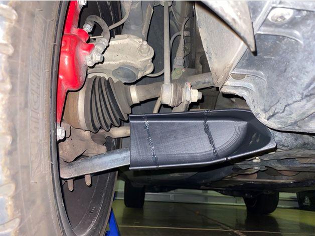 mk7 gti brake cooling def